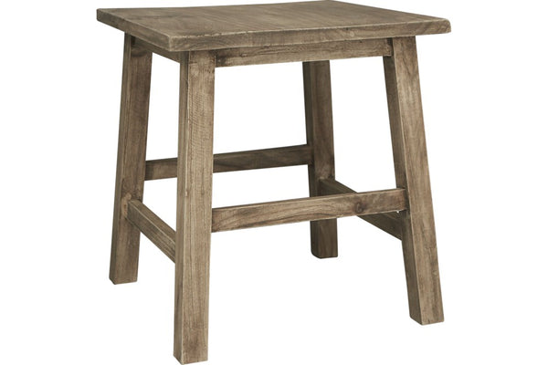 Square side table 40 x 40