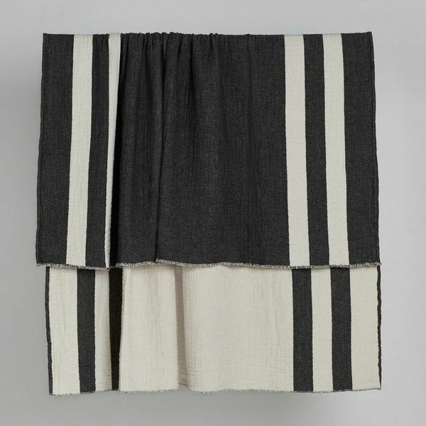Saarde enes wool throw - available at the white place, orange nsw