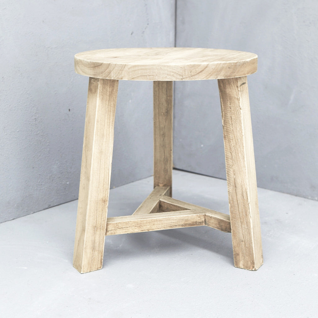 inartisan kalo stool available at the white place, orange nsw