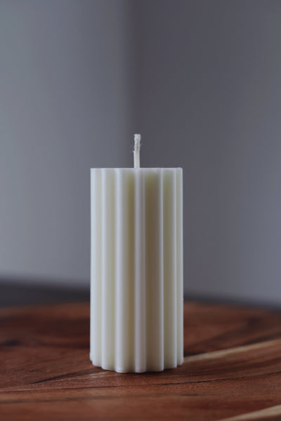 Studio Billie candles available at The White Place