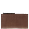 cognac leather pouch wallet - free shipping in australia