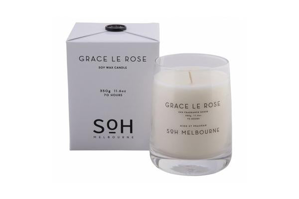 SOH Glass - Grace Le Rose