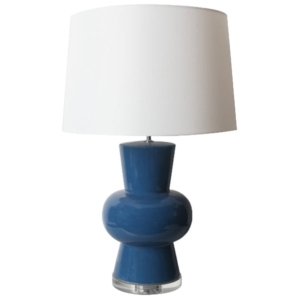 Jasper Lamp - Canvas and Sasson