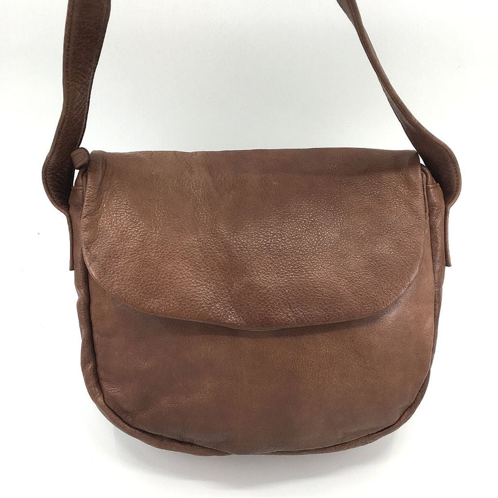 brown leather handbag available at the white place, orange nsw