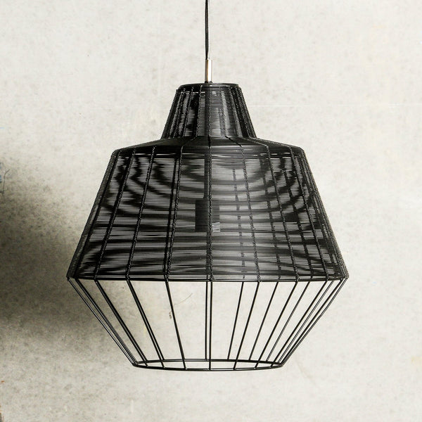 Indigo Love Hudson Pendant Light available at the white place, orange