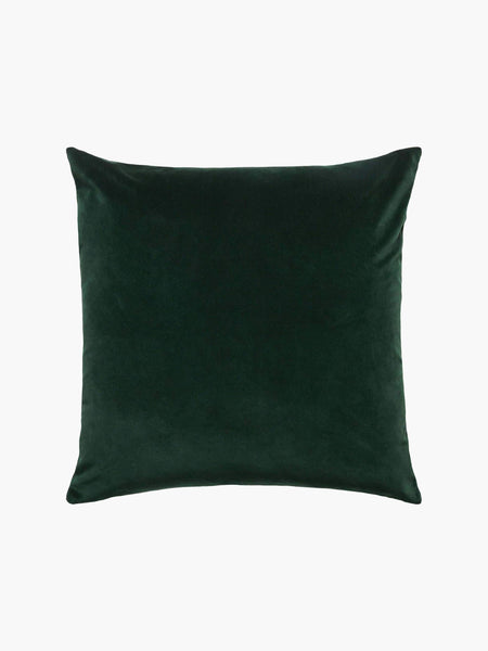 Forest velvet Cushion