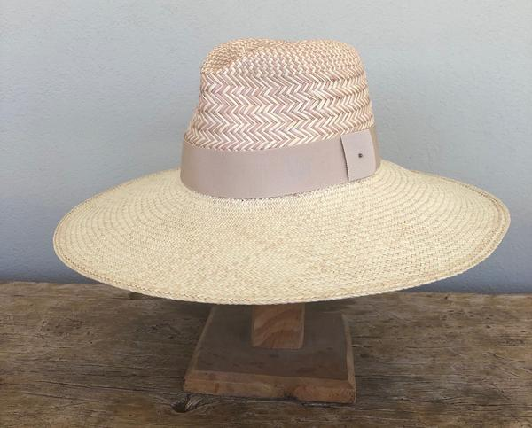 Penny Haddrill Camille Hat - available at the white place, orange nsw