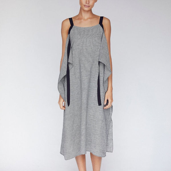 lounge the label linea dress available at the white place, free shipping in australia