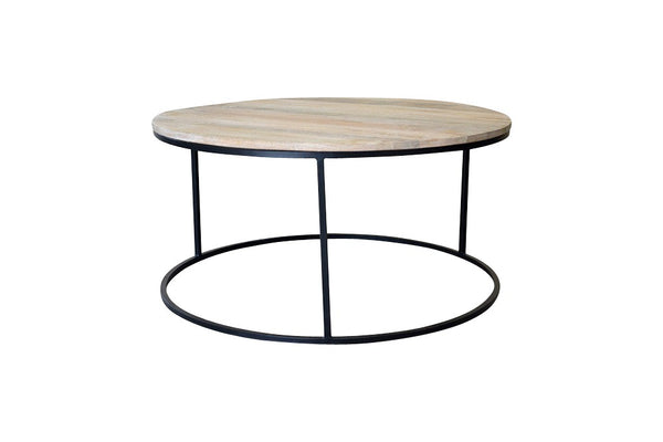 round coffee table 90cm dia