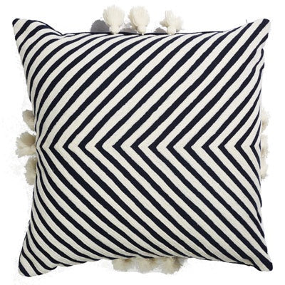 village grange cushion by canvas and sasson available at the white place, orange nsw