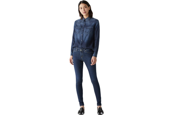Super Skinny Aromatique Blue Jeans