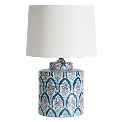 Porto Lamp by Canvas and Sasson - available at the white place, orange nsw
