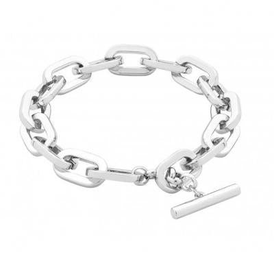 Bianka Bracelet by Liberte Design at the white place, orange