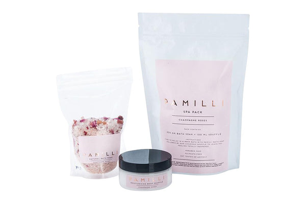 Pamilli Roses Spa Pack