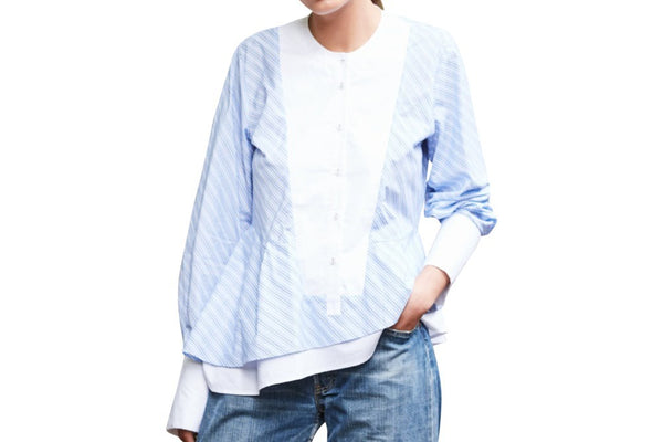 Maud Dainty Attraction stripe shirt