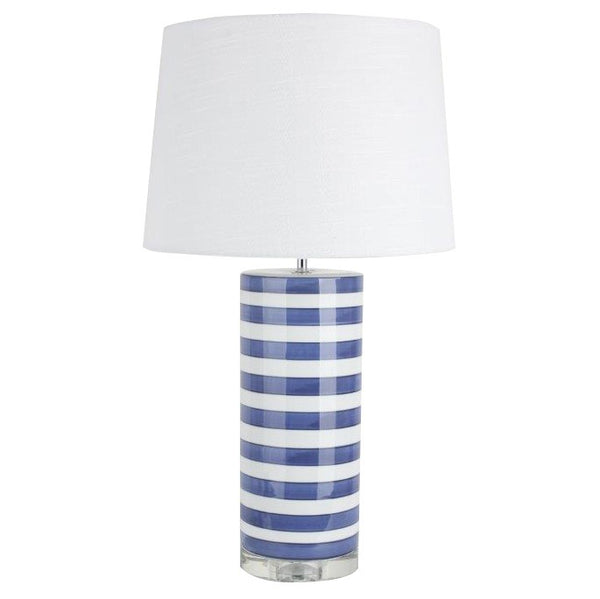 nantucket lamp from Canvas and sasson - available at the white place, orange nsw