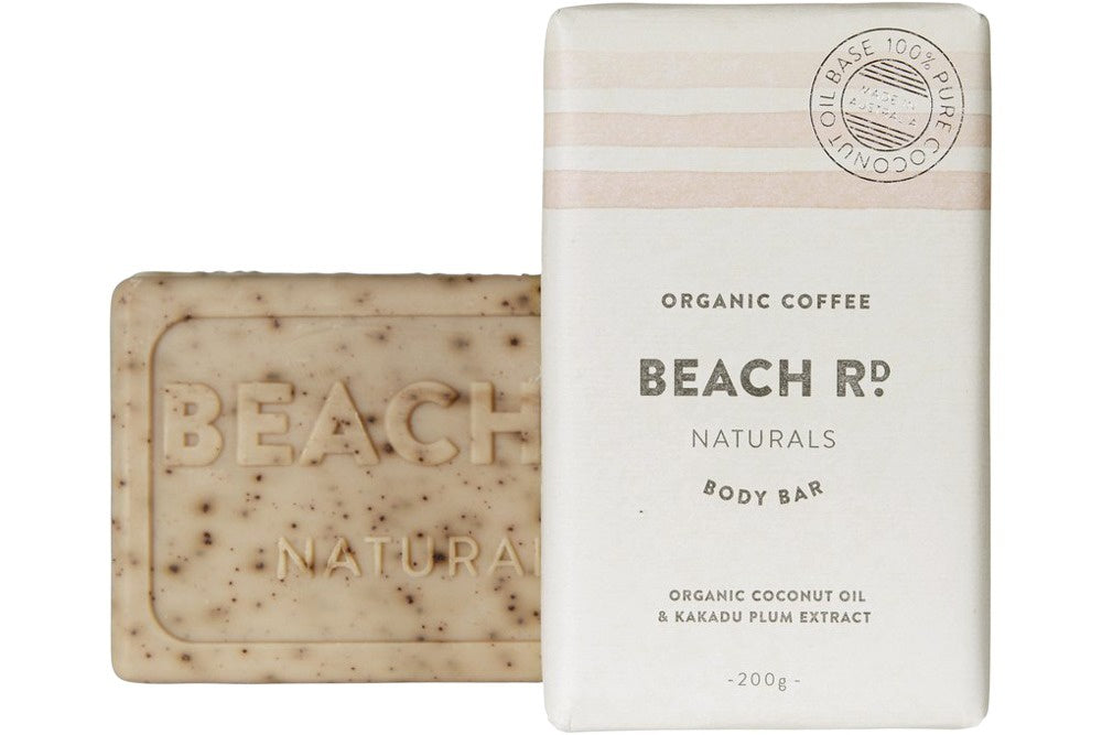 Organic Coffee Body Bar