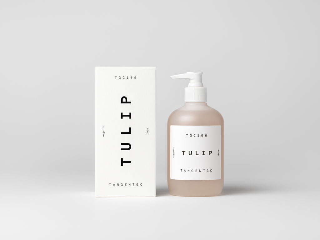 Tangent GC soap in Tulip - available at the white place, orange nsw
