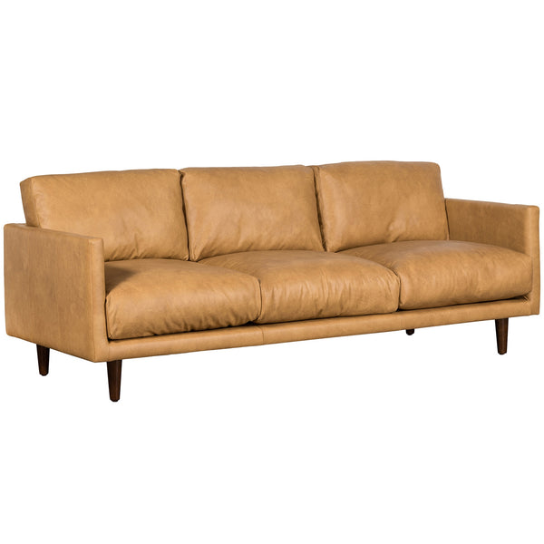carson leather sofa - italian leather. Available at the white place, orange nsw