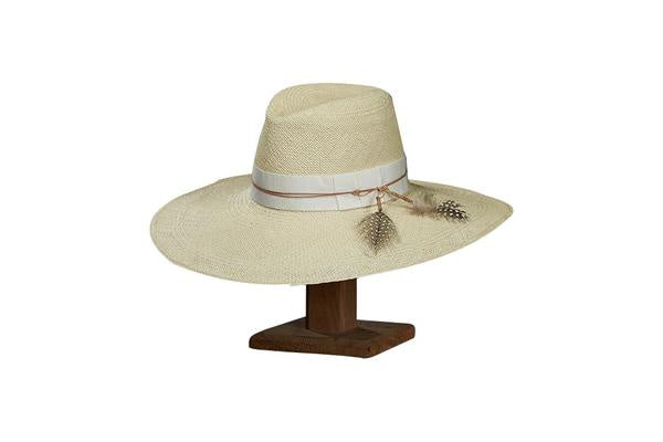 Penelope Haddrill katie hat - available at the white place, orange