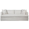 birkshire white sofa available at the white place, orange