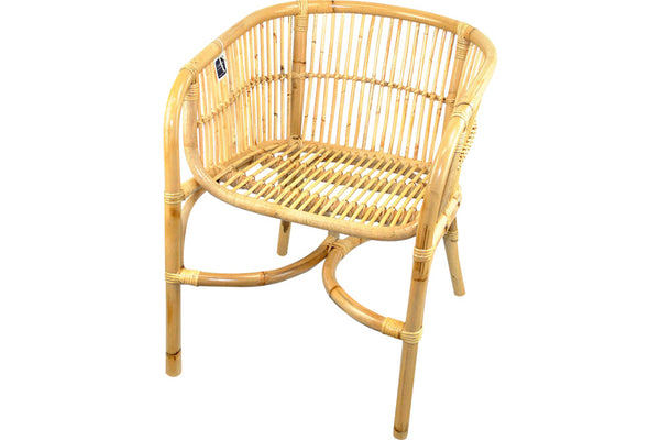 rattan chair available for hire - the white place events, orange nsw