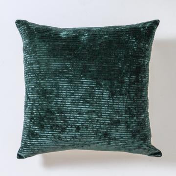 teal sunset cushion from indigo love collectors - available at the white place
