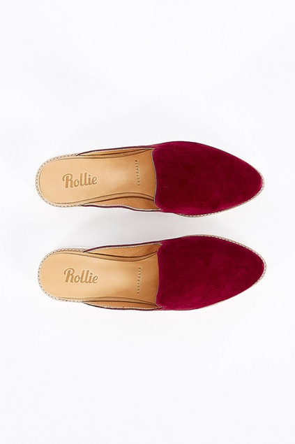 red mules - free shipping