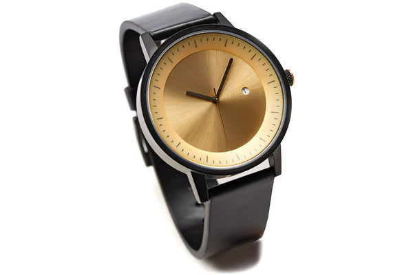 dixon 42mm - black/gold