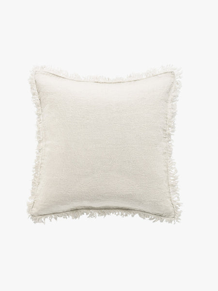 white linen cushion - available at the white place