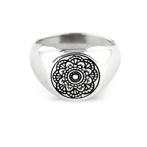 Toni May Mandala ring - free shipping