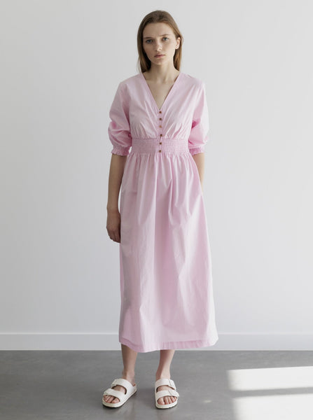 Blush Daisy dress by Passenger available at The White Place, Orange
