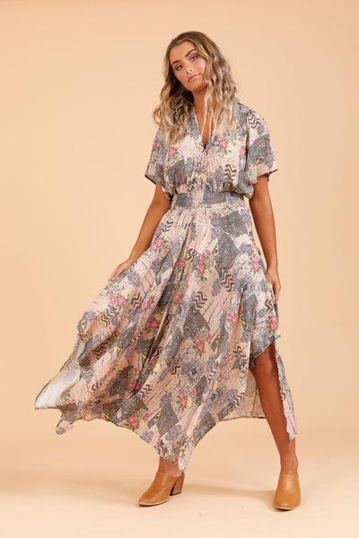 Free shipping on Wanderlust dress
