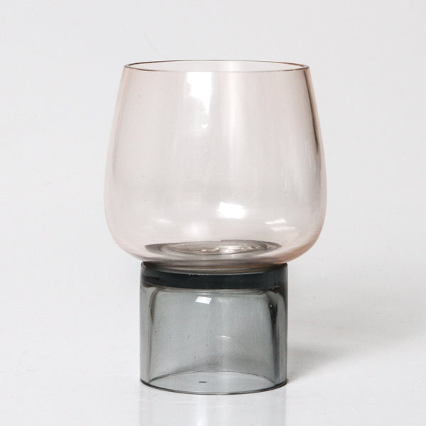 Medium Amalia Glass Votive - available at the white place, Orange nsw