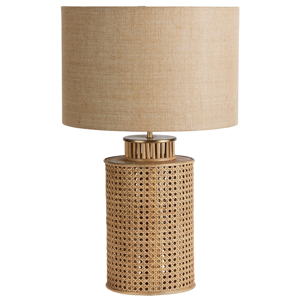 Medina Lamp by Canvas and Sasson, available at The White Place, Orange