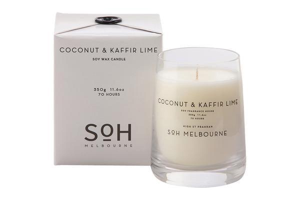 SOH Glass - Coconut & Kaffir Lime