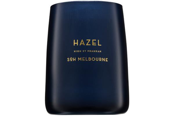 Navy Scent of Home candle - Hazel, available online at the white place, orange nsw