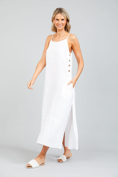 Holiday trading Cliffside maxi dress - free shipping