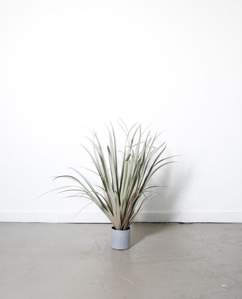 fake coastal grass - available at the white place, orange