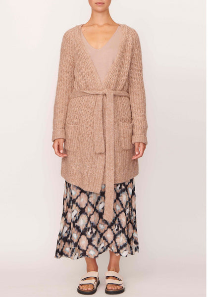 POL Cocoon Tie Cardigan - free shipping on full priced POL clothing