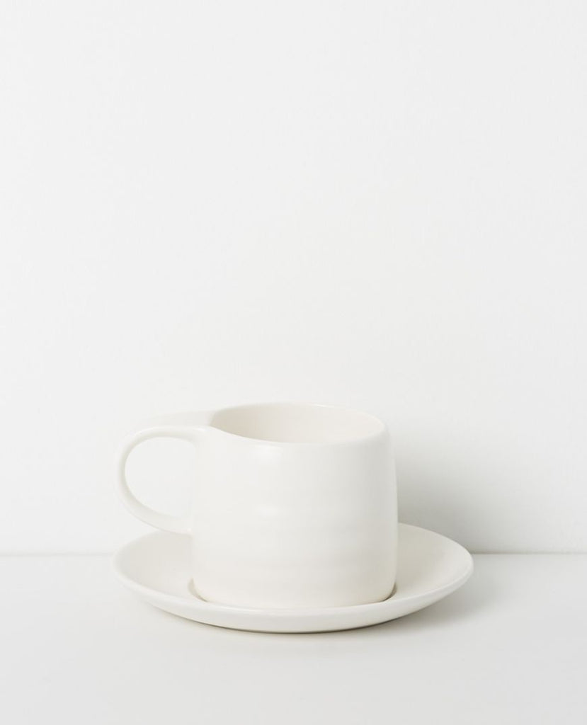opera espresso cup and saucer