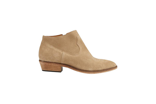 Dusk Suede Ankle Boot