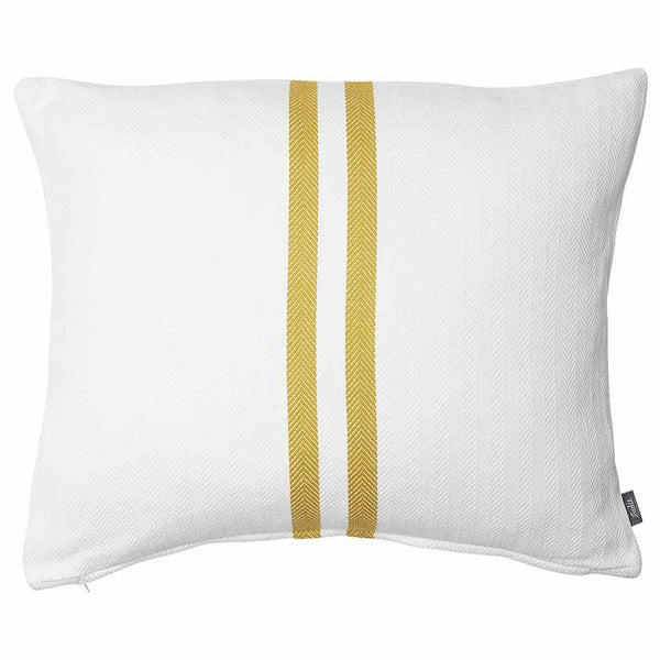 cotton stripe cushion - eadie lifestyle