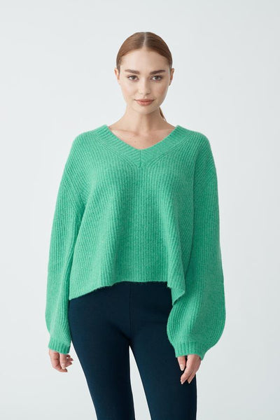 Betty V Neck Sweater