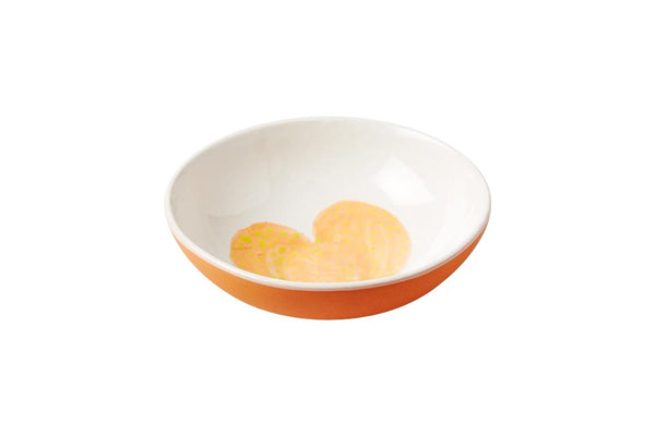 Peach Heart Bowl