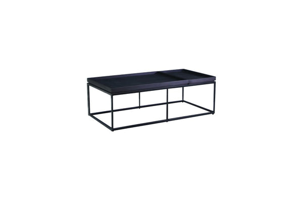 Black Tray Coffee Table