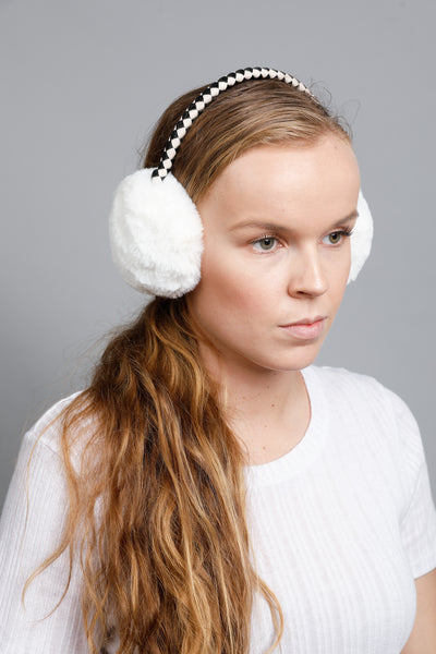 Ear muffs - available at the white place, orange nsw