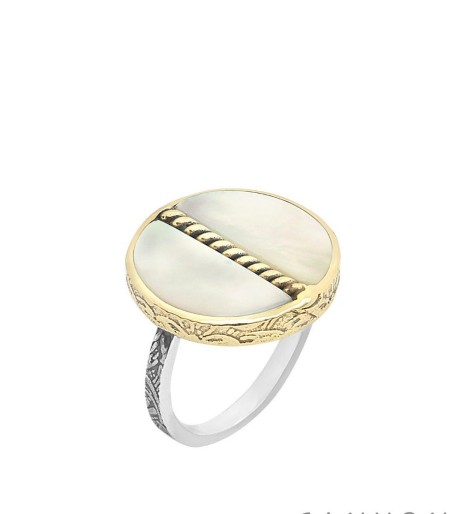 moonstone ring available at the white place