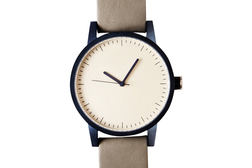 kent 38mm - grey / navy