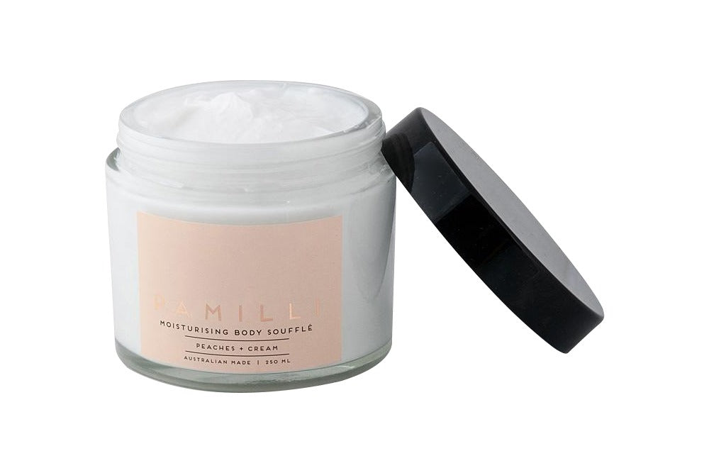 Pamilli Body Souffle - Peaches